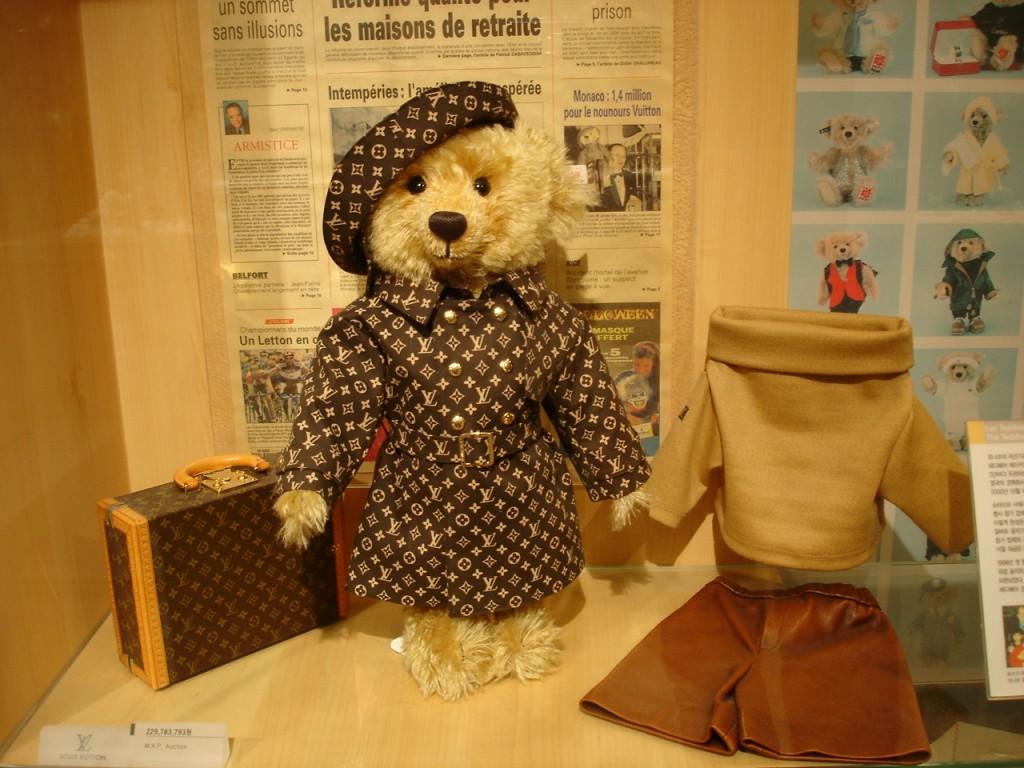 LV-Steiff-Teddy-Bear