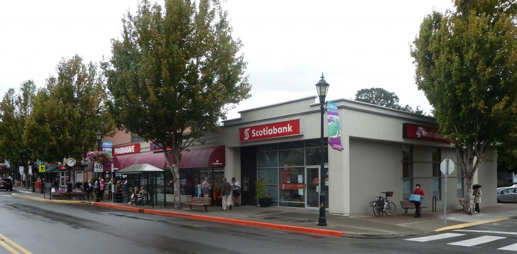 Bank of Nova Scotia Oak Bay