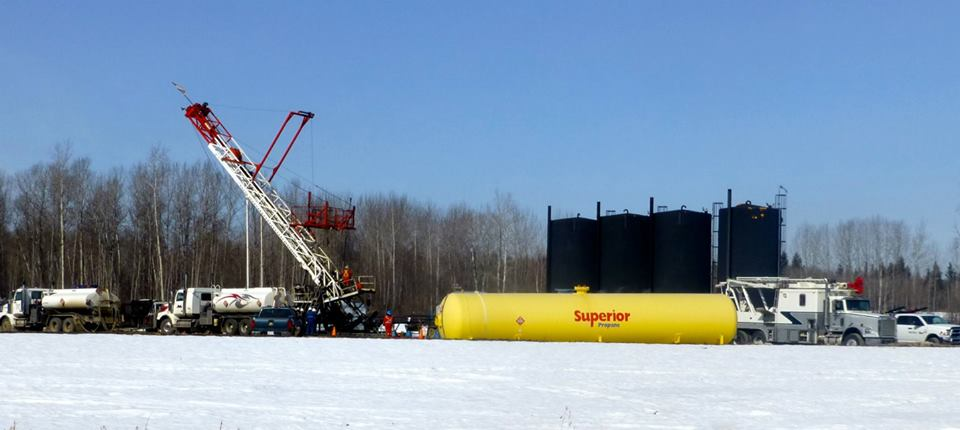 Oil Well Lease