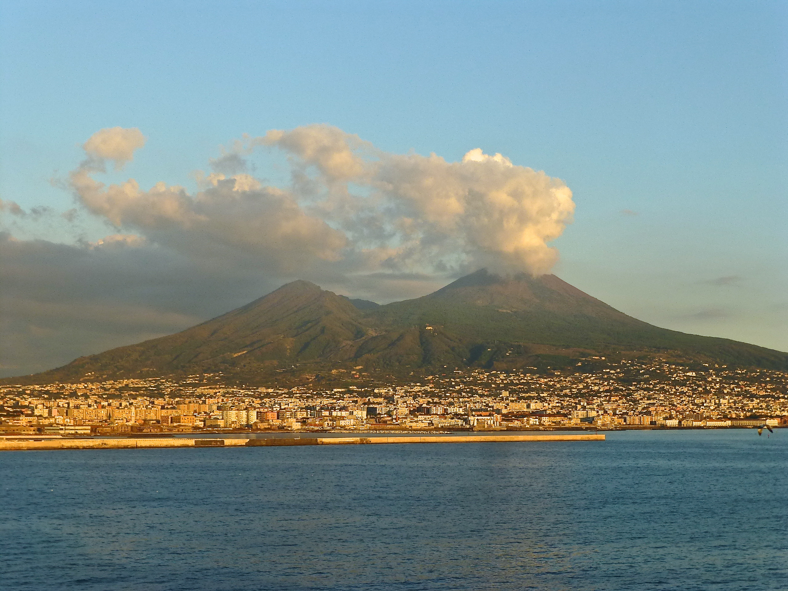 mt vesuvius Mount vesuvius, the volcano famous for the 79 ad eruption that destroyed the roman cities of pompeii and herculaneum, today is part of a protected area, the vesuvius national park (parco nazionale del vesuvio.