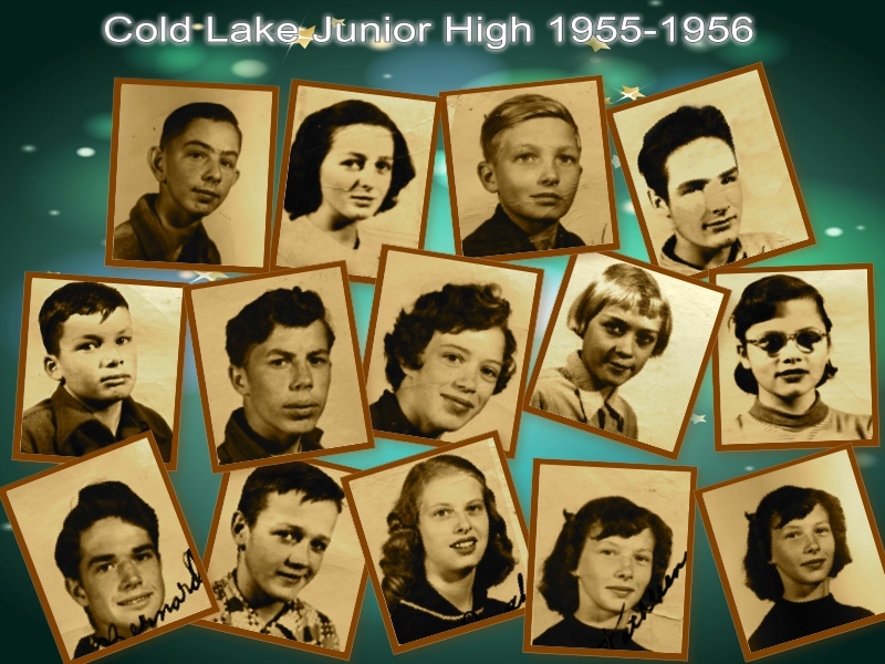 Cold Lake Junior 55 56 A