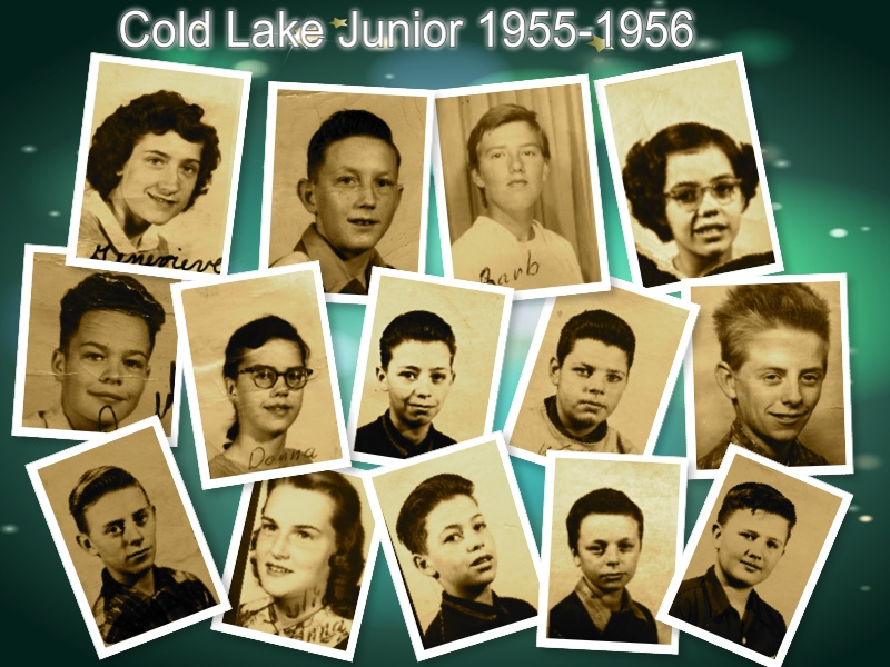 Cold Lake Junior 55-56 C