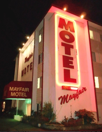 Mayfair Motel Victoria