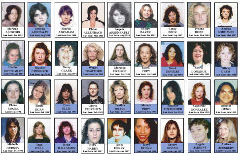 Vancouver Missing Women