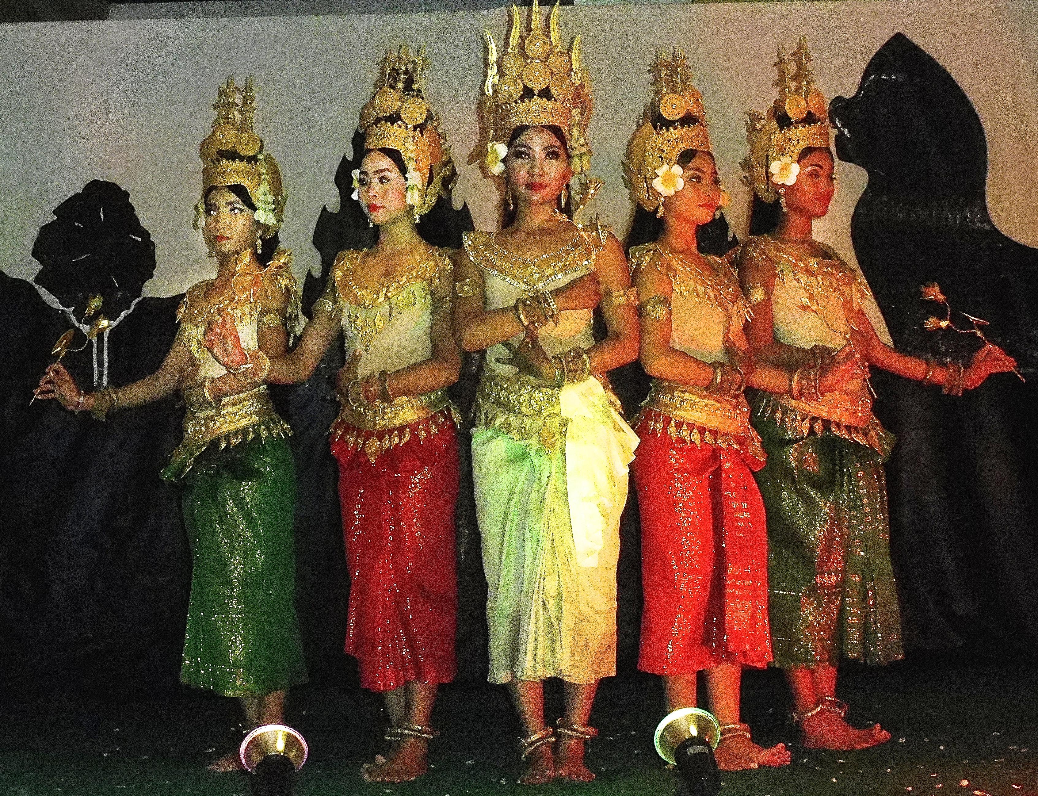 Buddhism Dance