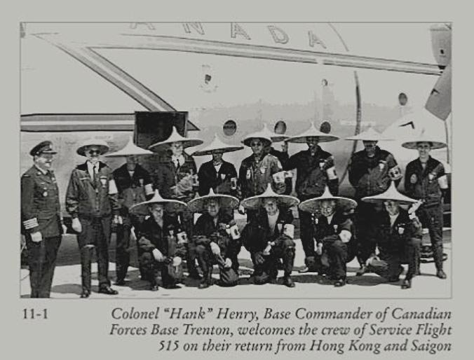 Service Flt 515 Barry Davis