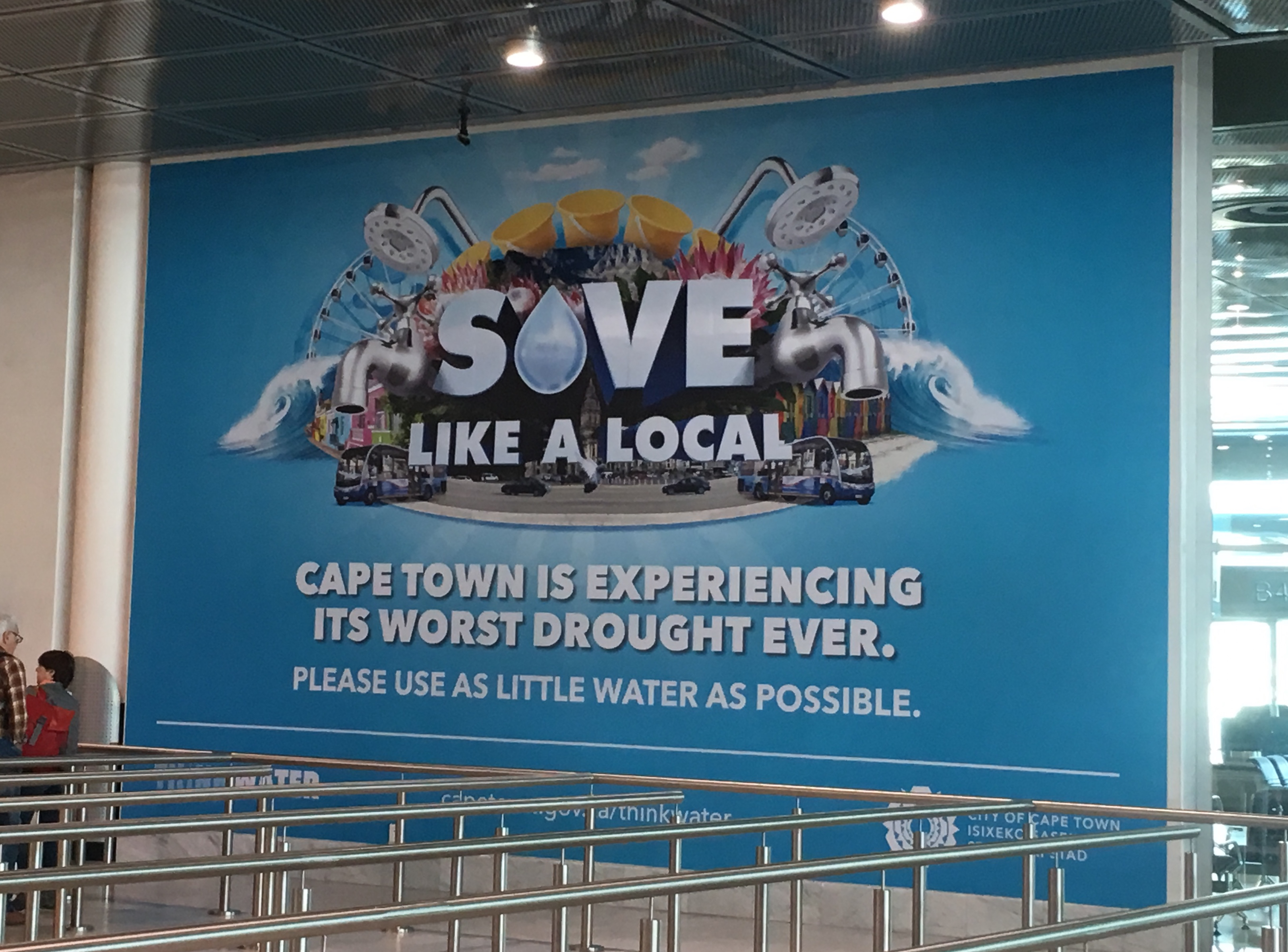 Cape Town Sign