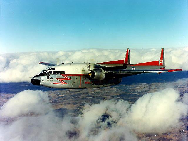 119 Flying Boxcar