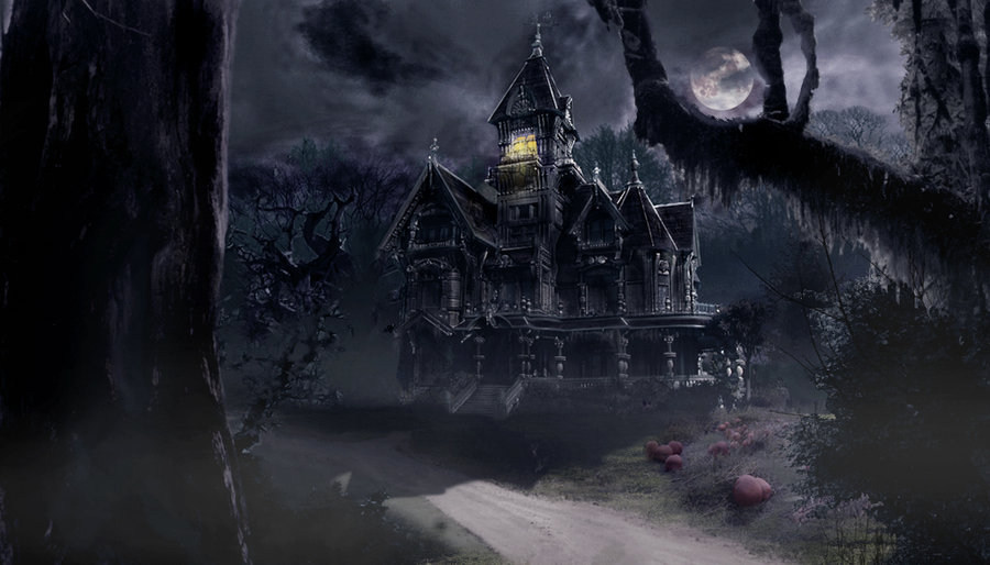 The_Haunted_House_by_croonstreet