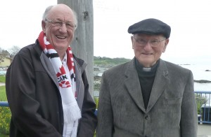 Harold and Father Hill