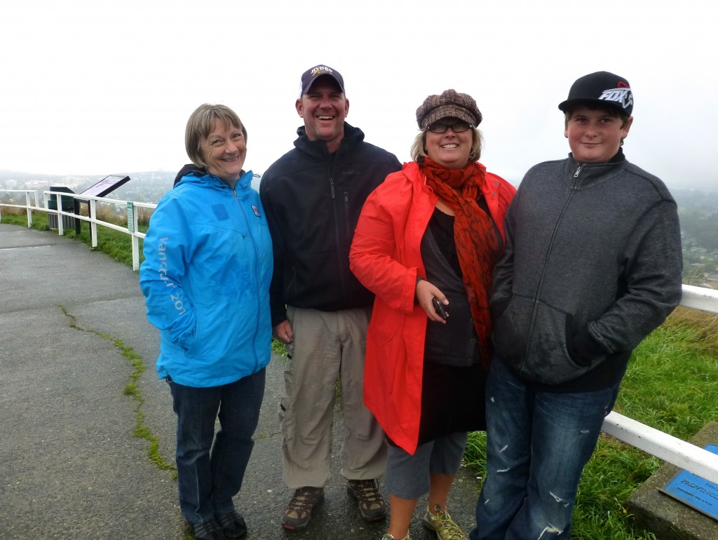 Dietrich Family with Lynn McNeill