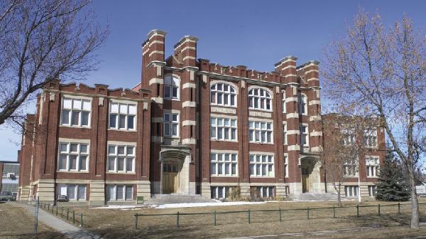 H.A. Gray School