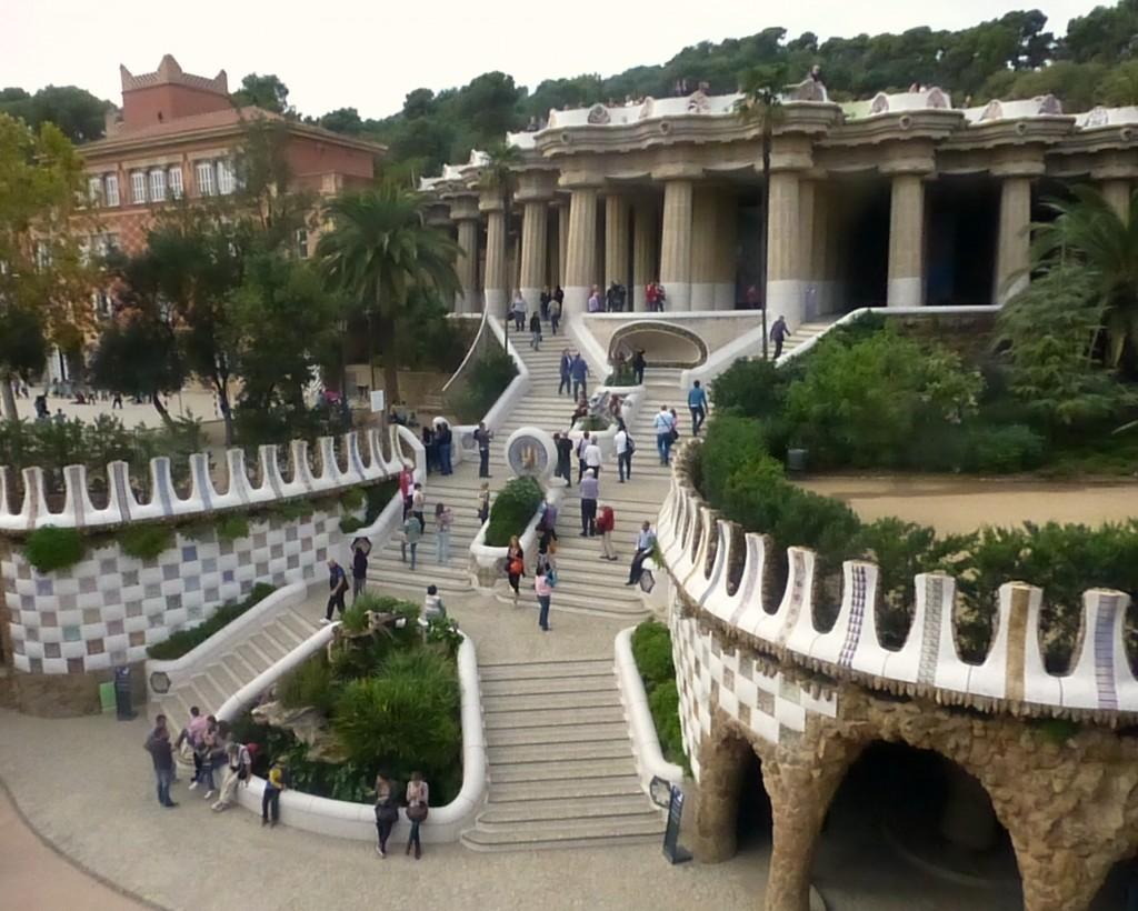 Gruel Park Barcelona