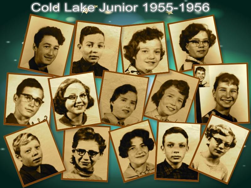 Cold Lake Junior 55 56 B