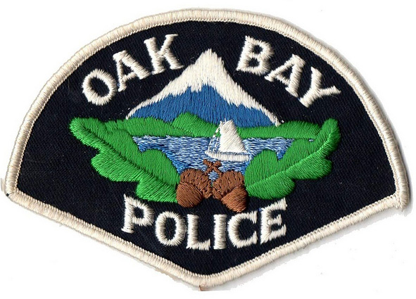 Oak Bay Police Logo 2