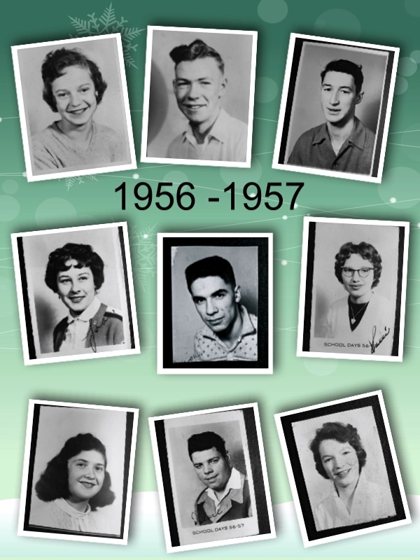 Cold Lake High 1956 -1957