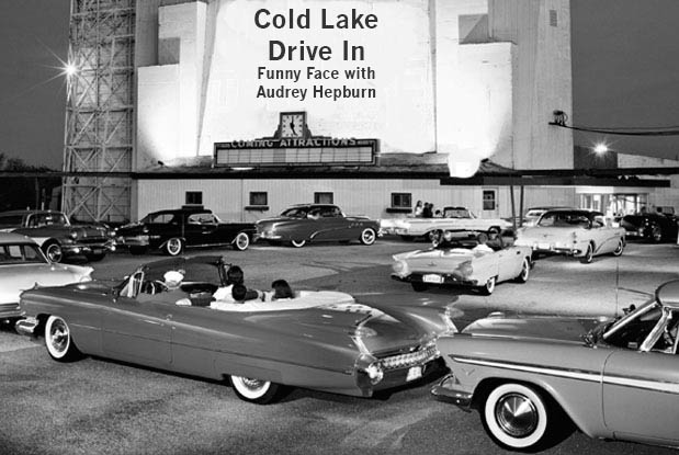 Cold Lake Drive in