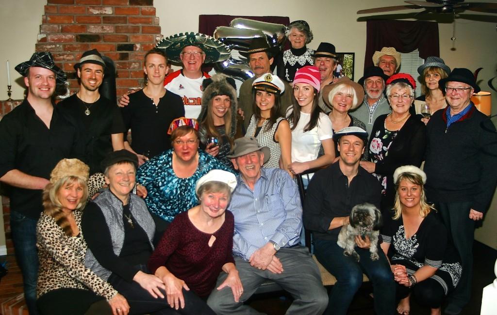 Harold 75 Birthday Group