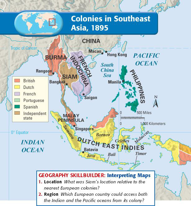 Southeast AsiaPS
