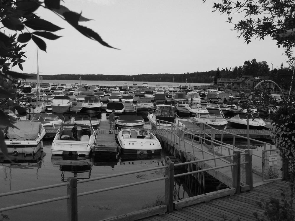 Cold Lake Marina 2008